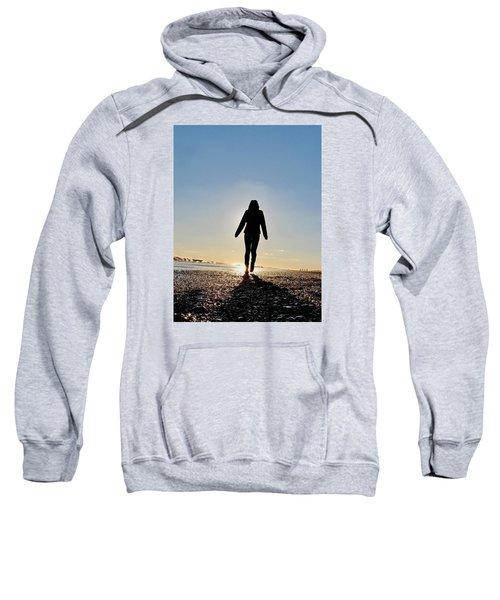 Sillhouette At Sea Sweatshirt