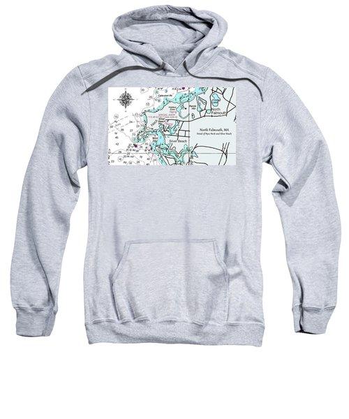 Silver Beach Sweatshirt