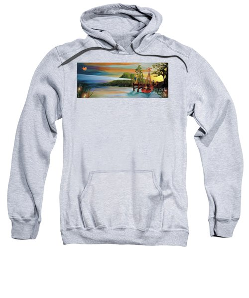 Silver Lake Sweatshirt