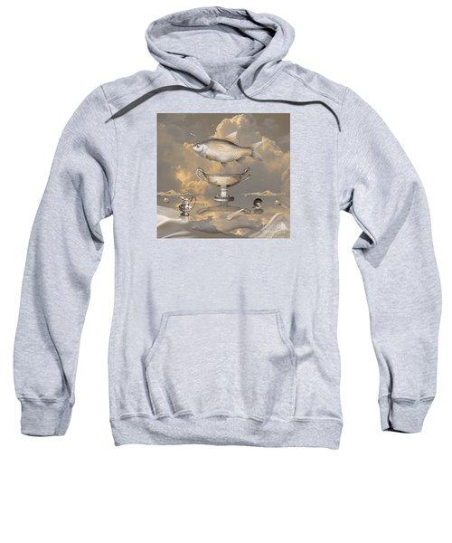 Silver Mood Sweatshirt