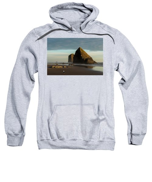 Silver Point Seastacks Sweatshirt