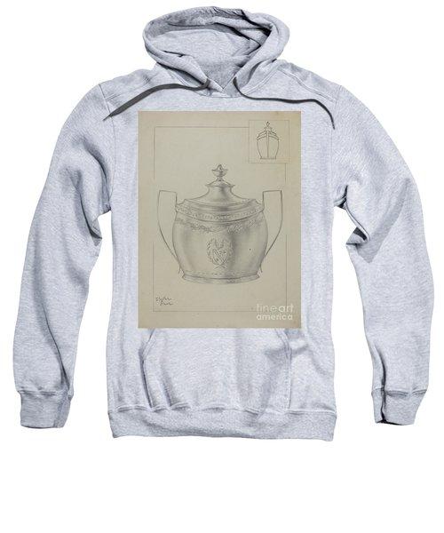 Silver Sugar Bowl Sweatshirt