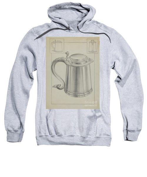 Silver Tankard Sweatshirt