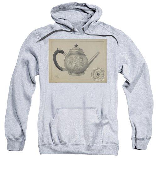 Silver Teapot Sweatshirt