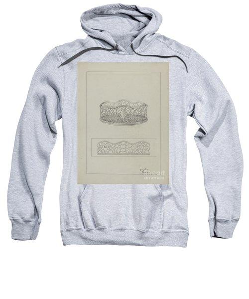 Silver Wine Coasters Sweatshirt
