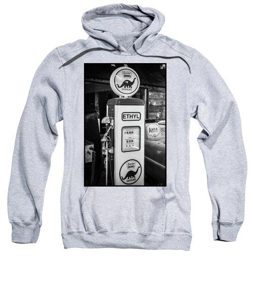 Sinclair Dino Gas Pump Sweatshirt