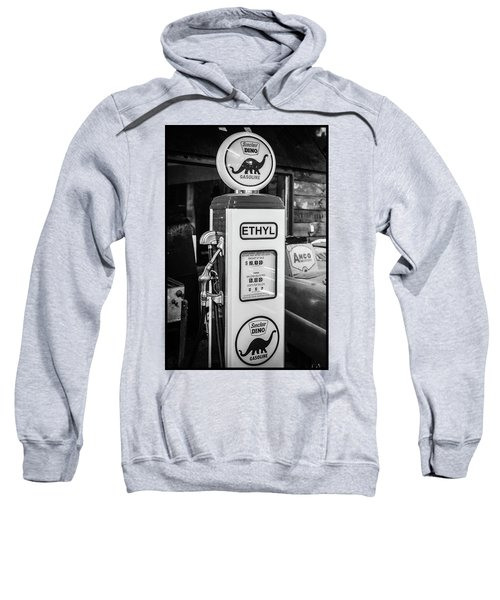 Sinclair Dino Gas Pump Sweatshirt