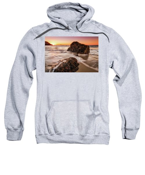 Singing Water, Singing Beach Sweatshirt