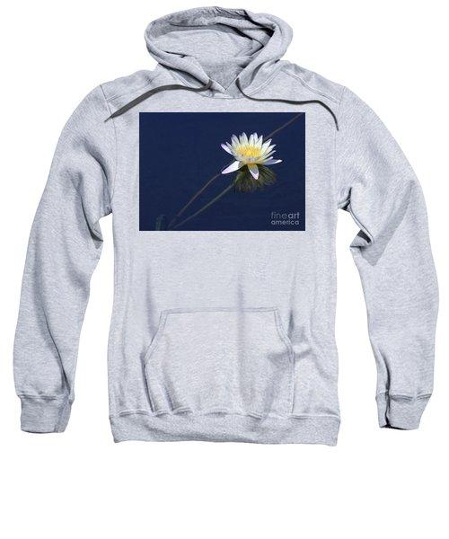 Single Lotus Sweatshirt