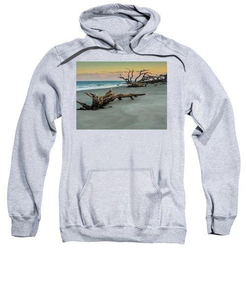 Sunset On Jekyll Island Sweatshirt