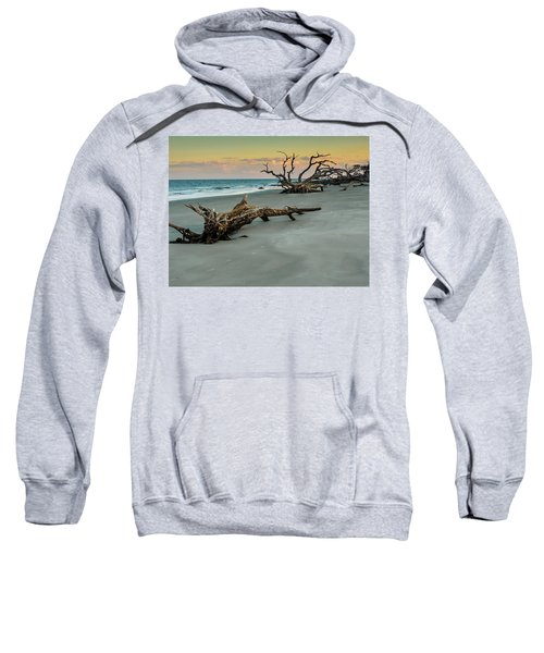 Sunset On Jekyll Island Sweatshirt