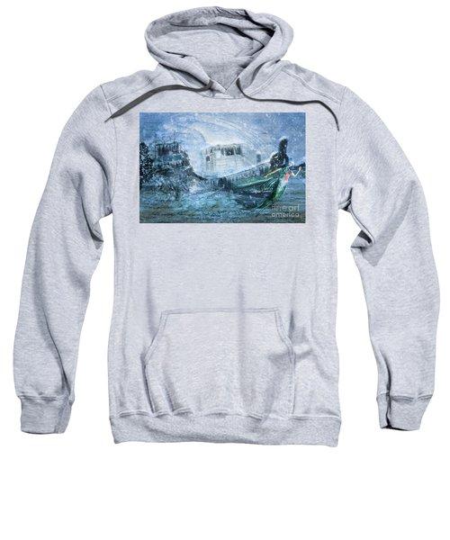 Siren Ship Sweatshirt