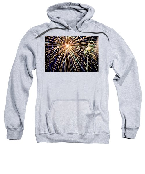 Sister Bay Fireworks Sweatshirt