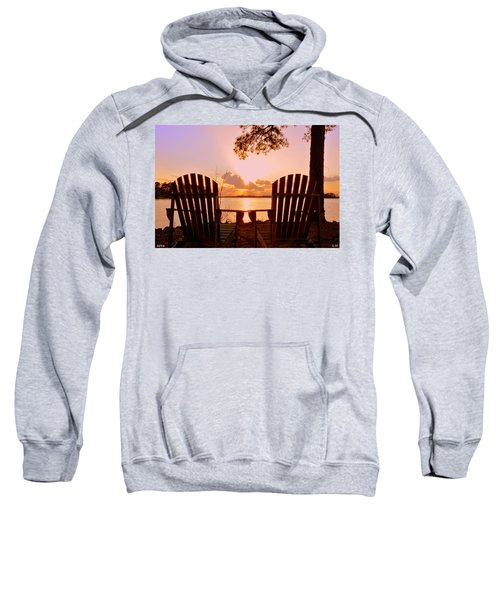 Sit Down And Relax Sweatshirt