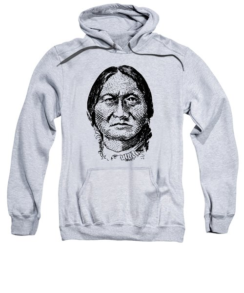 Sitting Bull Graphic Sweatshirt