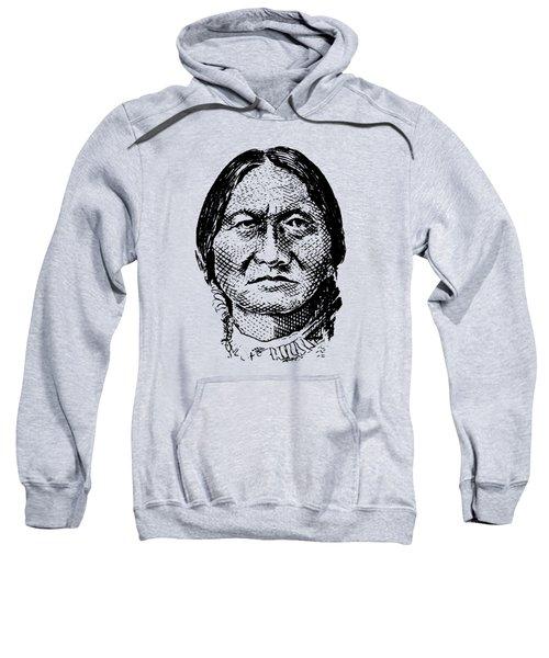 Sitting Bull Graphic Sweatshirt