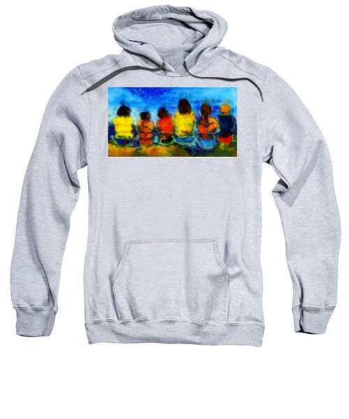 Six On The Shore  Sweatshirt