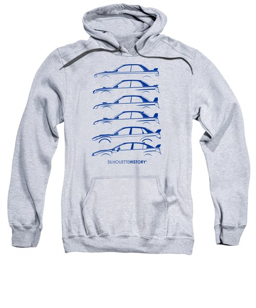 Six Stars Silhouettehistory Sweatshirt