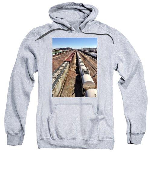 Six Trains Sweatshirt