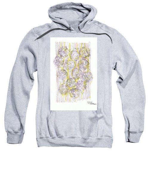 Size Exclusion Chromatography Sweatshirt