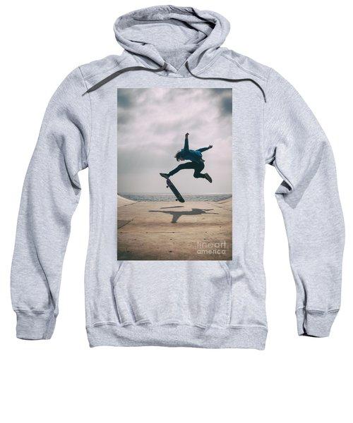 Skater Boy 003 Sweatshirt