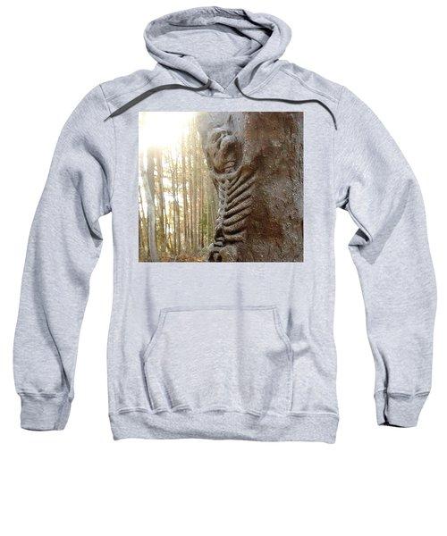 Skeleton Tree Sweatshirt