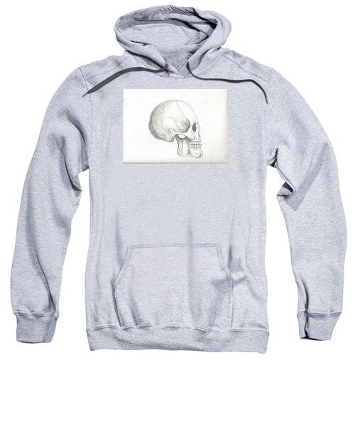 Skull Study Sweatshirt
