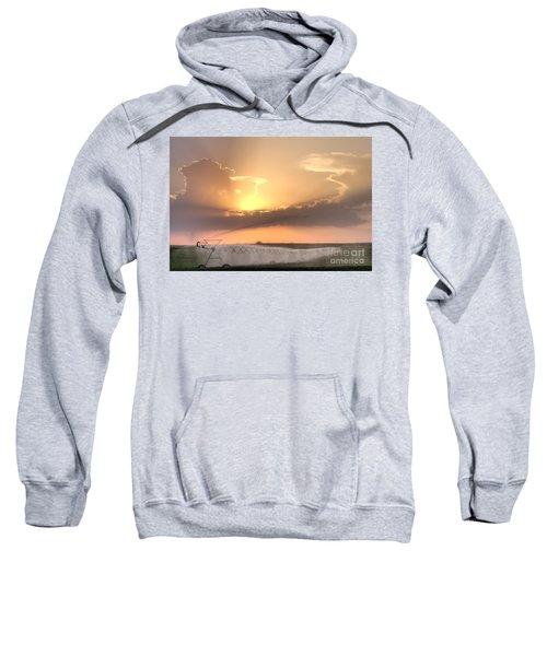 Sky And Water Sweatshirt