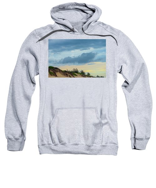 Sky Over Maceneta Beach Mozambique Sweatshirt
