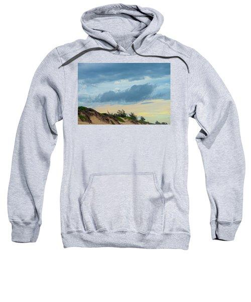 Sky Over Maceneta Beach Mozambique Sweatshirt