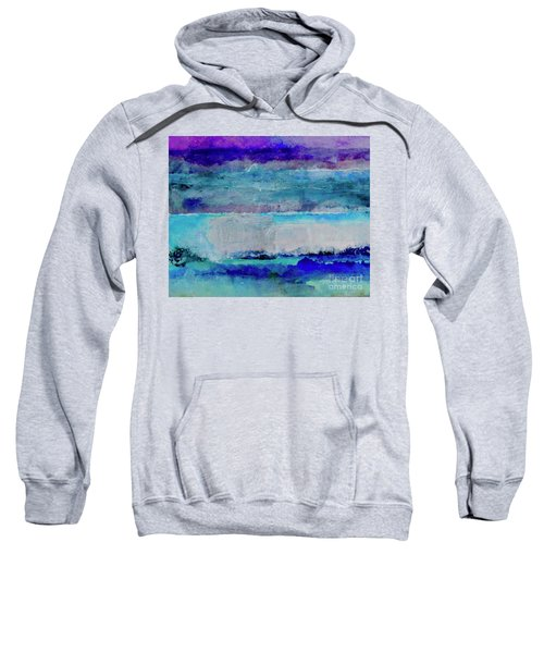 Sky Striations Sweatshirt
