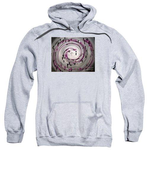 Sky Swirl Sweatshirt