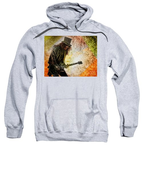 Slash - Guitarist Sweatshirt