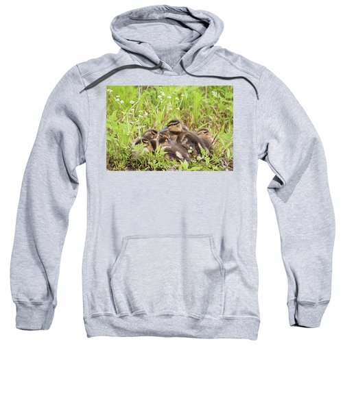 Sleepy Ducklings Sweatshirt