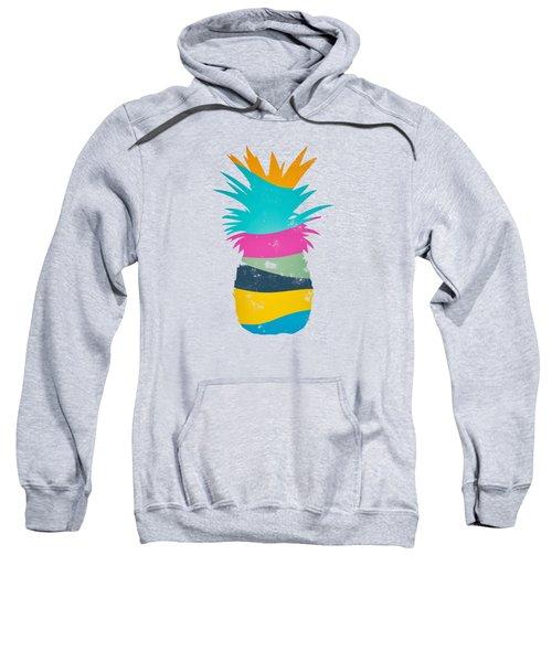 Sliced Ananas, Pineapple Sweatshirt