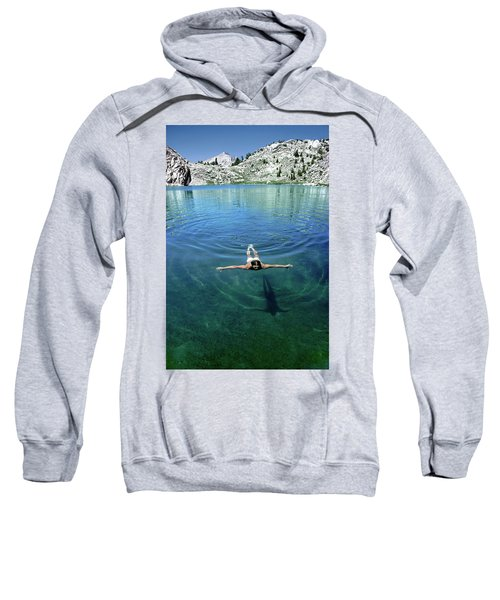 Slip Into Something Comfortable Sweatshirt