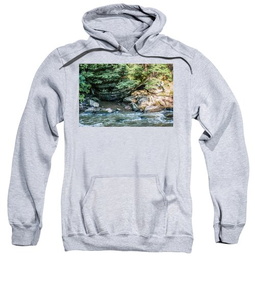 Slippery Rock Gorge - 1895 Sweatshirt