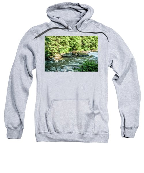 Slippery Rock Gorge - 1898 Sweatshirt