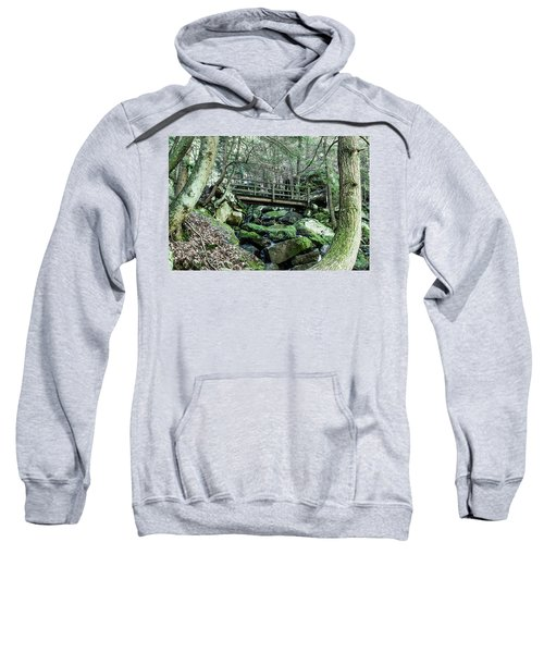 Slippery Rock Gorge - 1927 Sweatshirt