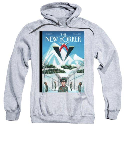Slippery Slopes Sweatshirt
