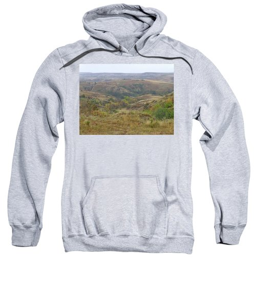 Slope County In The Rain Sweatshirt