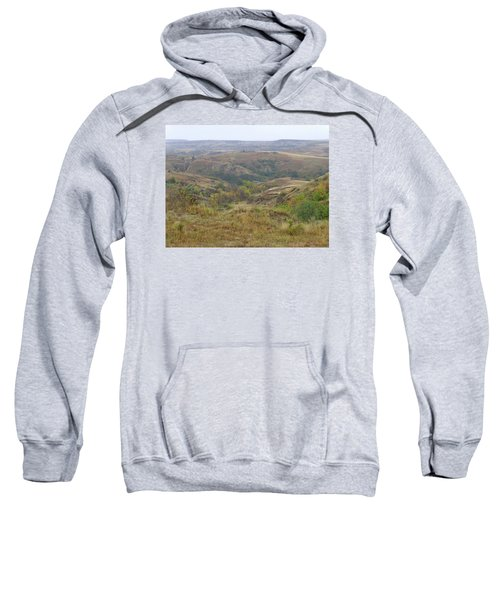 Slope County In The Rain Sweatshirt