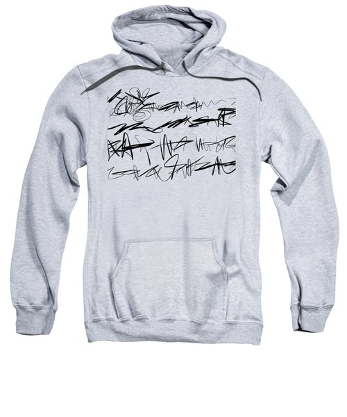 Sloppy Writing Sweatshirt