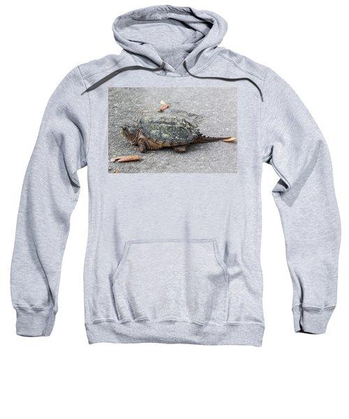 Slow Crossing 3 March 2018 Sweatshirt