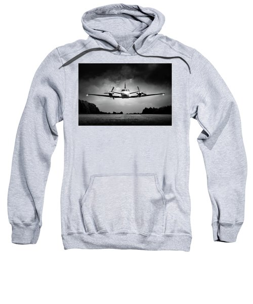 Small Airplane Low Flyby Sweatshirt