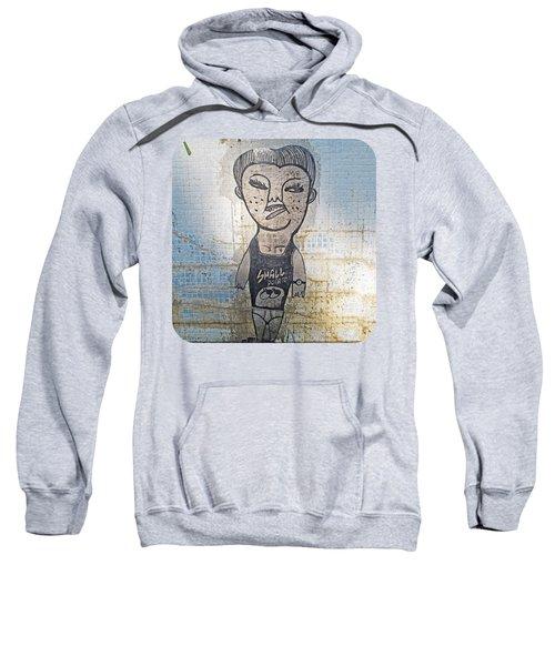 Small Potato Sweatshirt by Ethna Gillespie