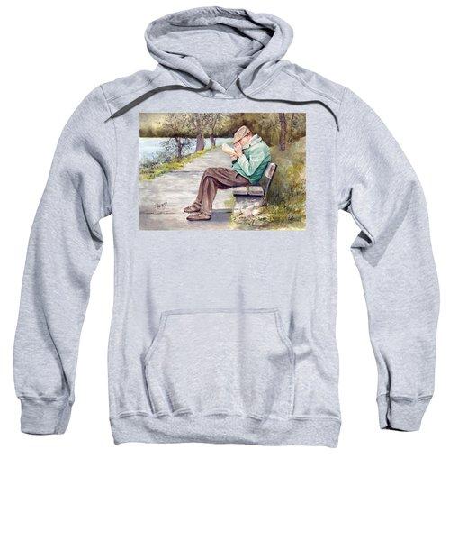 Small Print Sweatshirt