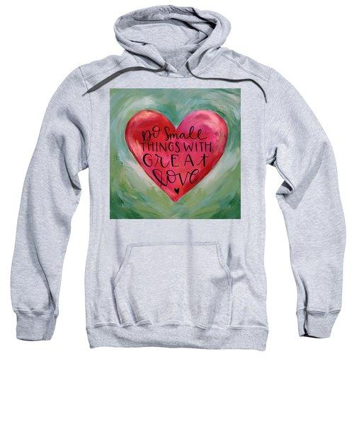 Small Things Sweatshirt