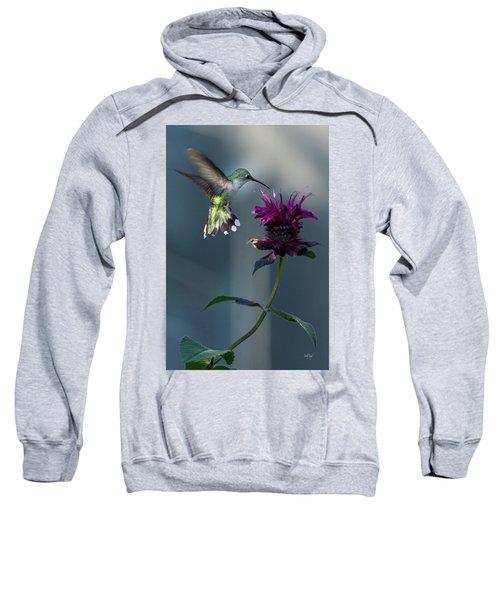 Smiles In The Garden Sweatshirt