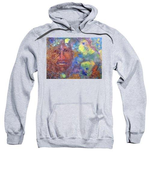 Smiling Muse No. 1 Sweatshirt
